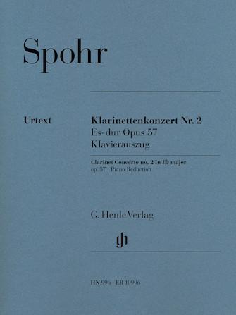 Clarinet Concerto No. 2 in E-Flat Major, Op. 57