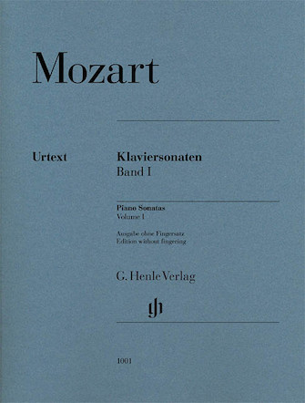 Product Cover for Piano Sonatas Volume 1