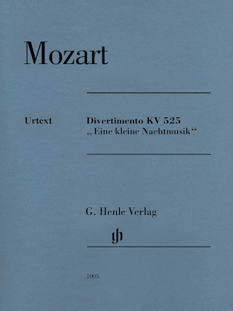 """Divertimento K525 """"Eine kleine Nachtmusik"""""""