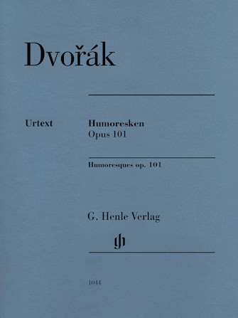 Product Cover for Humoresques Op. 101