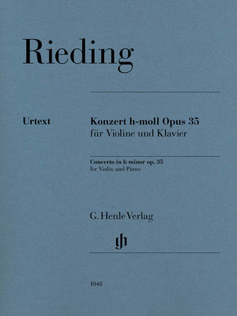Product Cover for Violin Concerto in B Minor, Op. 35