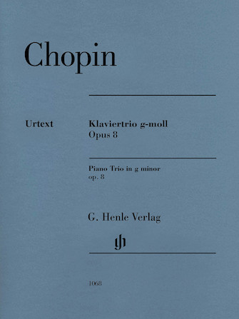 Product Cover for Frédéric Chopin – Piano Trio in G minor, Op. 8