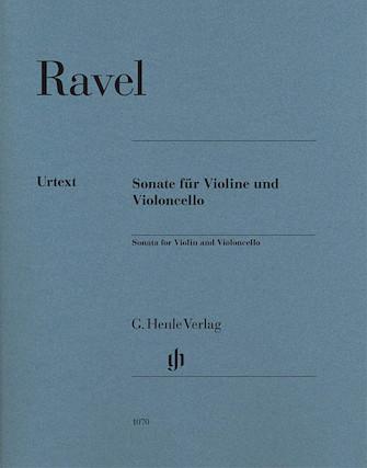 Product Cover for Sonata for Violin and Violoncello