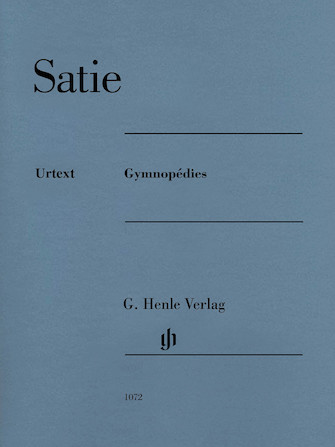 Product Cover for Gymnopédies