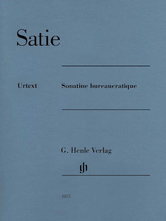 Product Cover for Erik Satie – Sonatine bureaucratique