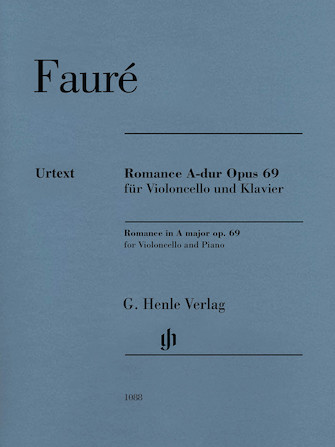Product Cover for Romance in A Major, Op. 69