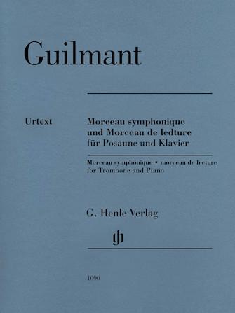 Morceau Symphonique Op. 88 and Morceau De Lecture