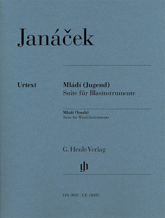 Product Cover for Mládí (Youth) – Suite for Wind Instruments