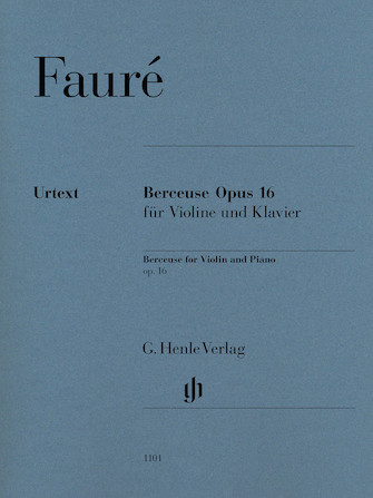 Product Cover for Berceuse, Op. 16