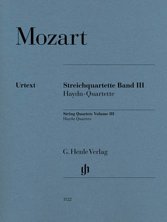 Product Cover for String Quartets, Volume 3