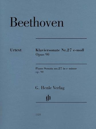 Product Cover for Piano Sonata No. 27 in E Minor, Op. 90