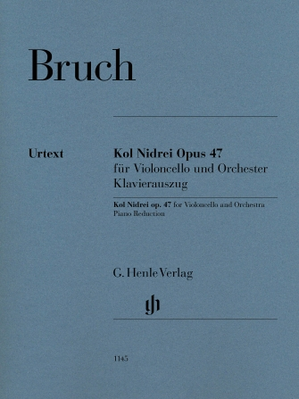 Product Cover for Kol Nidrei, Op. 47