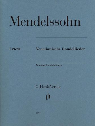 Product Cover for Felix Mendelssohn – Venetian Gondola Songs