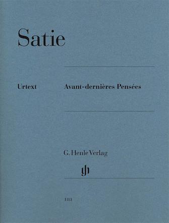 Product Cover for Avant-dernières Pensées