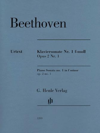 Product Cover for Piano Sonata No. 1 in F minor, Op. 2, No. 1