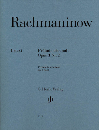 Product Cover for Prélude in C-sharp minor, Op. 3, No. 2