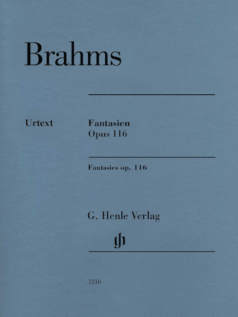 Product Cover for Fantasies Op. 116