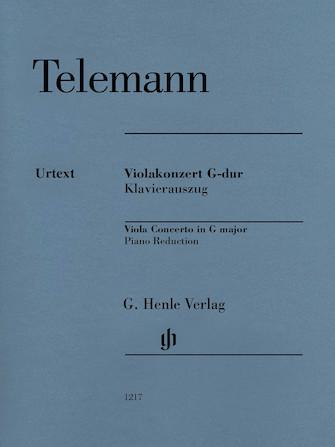 Viola Concerto in G Major