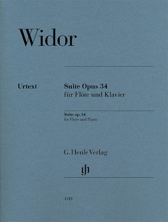 Product Cover for Suite, Op. 34