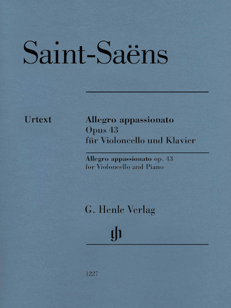 Product Cover for Allegro Appassionato Op. 43