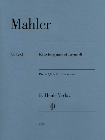 Product Cover for Piano Quartet in A minor