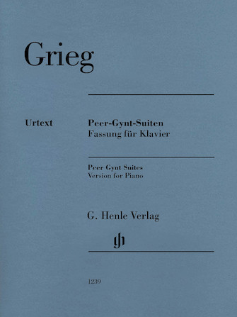 Product Cover for Peer Gynt Suites