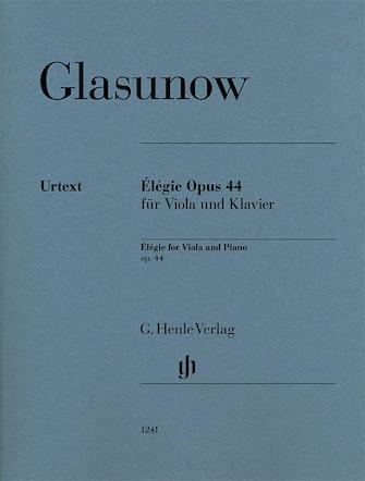 Élégie Op. 44