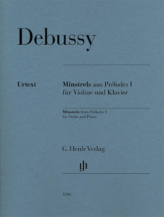 Product Cover for Minstrels from Préludes I