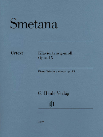 Product Cover for Piano Trio in G minor, Op. 15