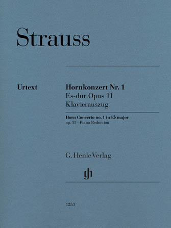 Product Cover for Horn Concerto No. 1 in E-Flat Major, Op. 11