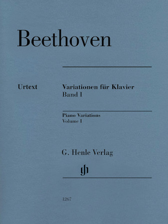 Product Cover for Piano Variations, Volume 1 – Revised Edition