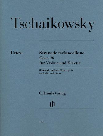 Product Cover for Sérénade Mélancolique, Op. 26