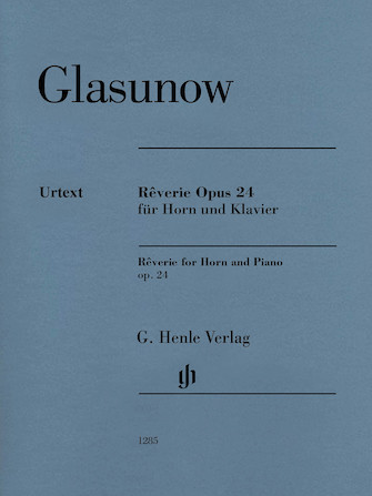 Product Cover for Rêverie Op. 24