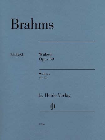 Product Cover for Waltzes Op. 39