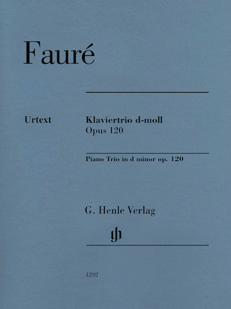 Product Cover for Piano Trio in D Minor Op. 120