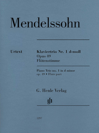 Product Cover for Piano Trio Op. 49
