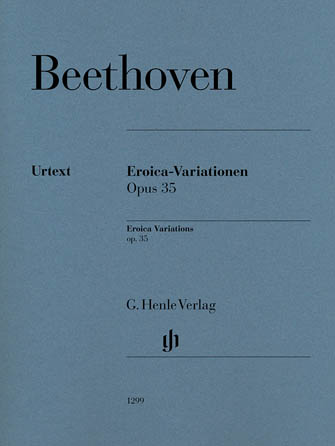 Product Cover for Eroica Variations, Op. 35