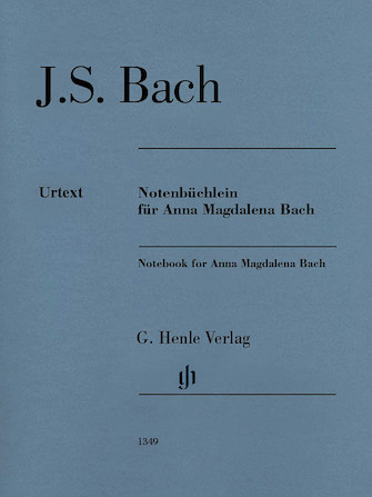 Product Cover for Notebook for Anna Magdalena Bach