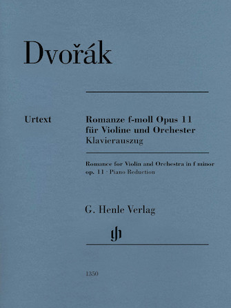 Product Cover for Romance in F Minor Op. 11