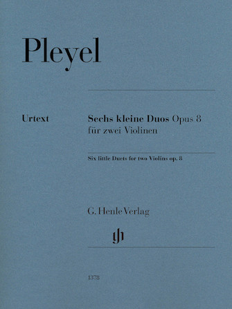 Six Little Duets Op. 8
