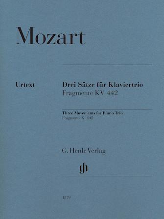 Three Movements for Piano Trio