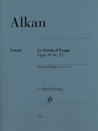 Product Cover for Le Festin d'Ésope, Op. 39, No. 12
