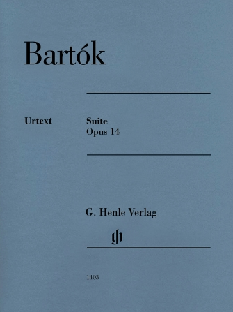 Product Cover for Suite, Op. 14