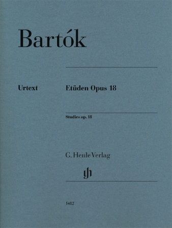 Product Cover for Etudes Op. 18