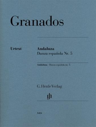 Product Cover for Andaluza (Danza española No. 5)