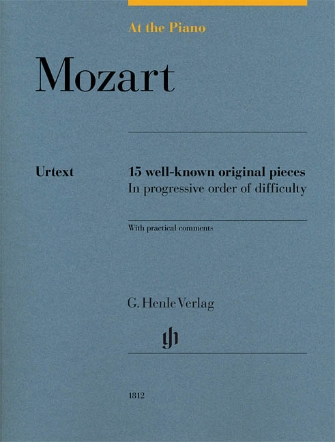 Product Cover for Mozart: At the Piano