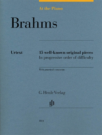 Product Cover for Brahms: At the Piano