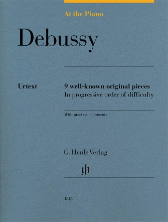 Product Cover for Debussy: At the Piano