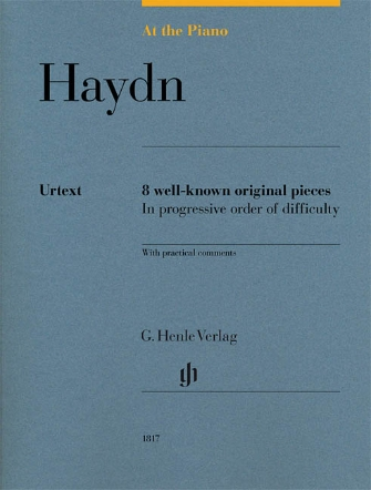 Product Cover for Haydn: At the Piano