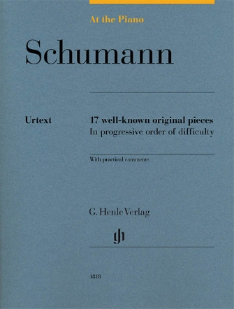 Product Cover for Robert Schumann: At the Piano